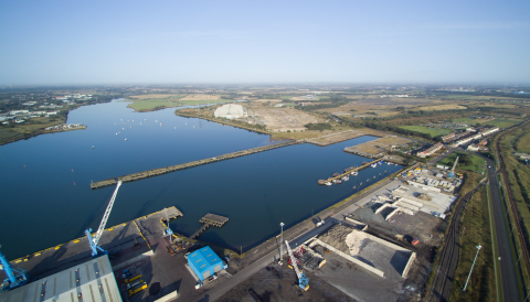 Energy Central Site, Port of Blyth
