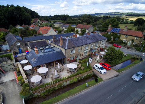Fairfax Arms, Gilling East North Yorkshire